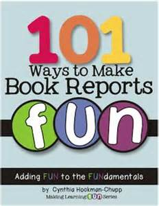 Book Report Alternative: Creating Reading Excitement with